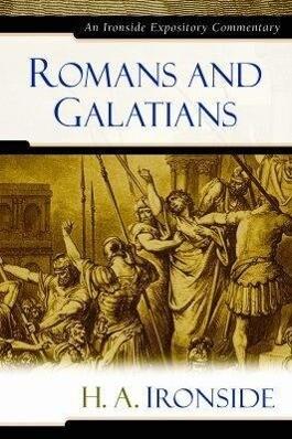 Romans and Galatians als Buch