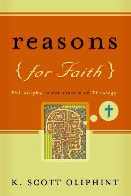 Reasons for Faith: Philosophy in the Service of Theology als Taschenbuch