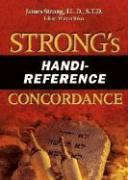 STRONGS HANDI REF CONCORDANCE als Taschenbuch