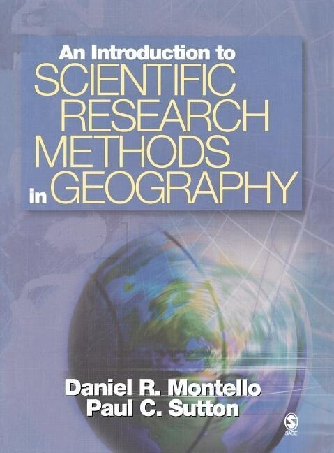 An Introduction to Scientific Research Methods in Geography als Buch