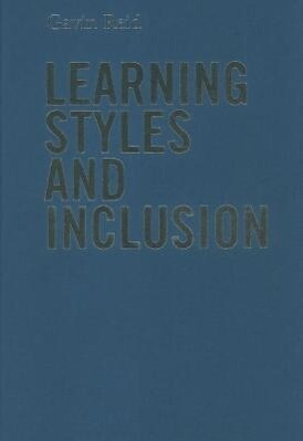 Learning Styles and Inclusion als Buch