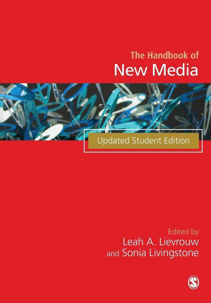 Handbook of New Media als Taschenbuch