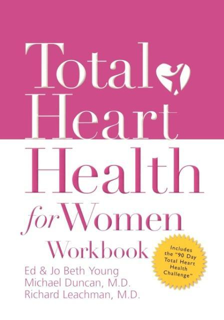 Total Heart Health for Women Workbook als Taschenbuch
