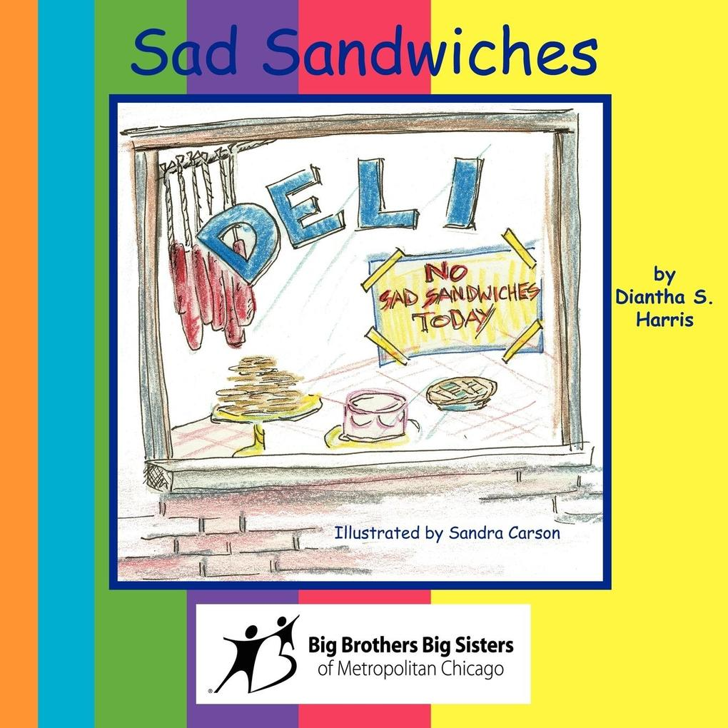Sad Sandwiches als Taschenbuch