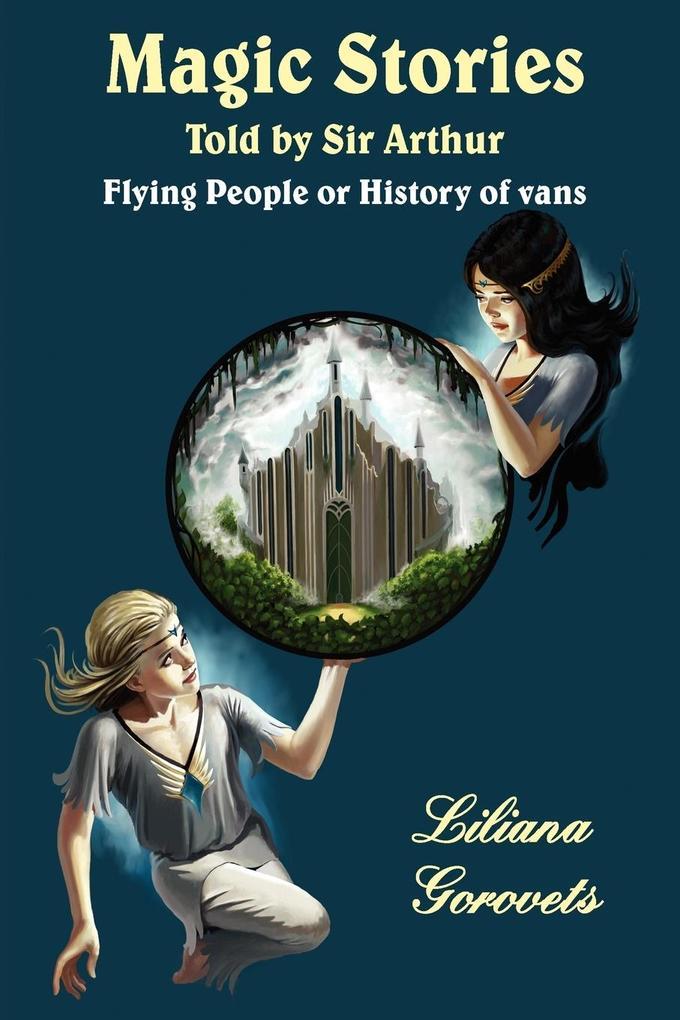 Magic Stories Told by Sir Arthur als Taschenbuch
