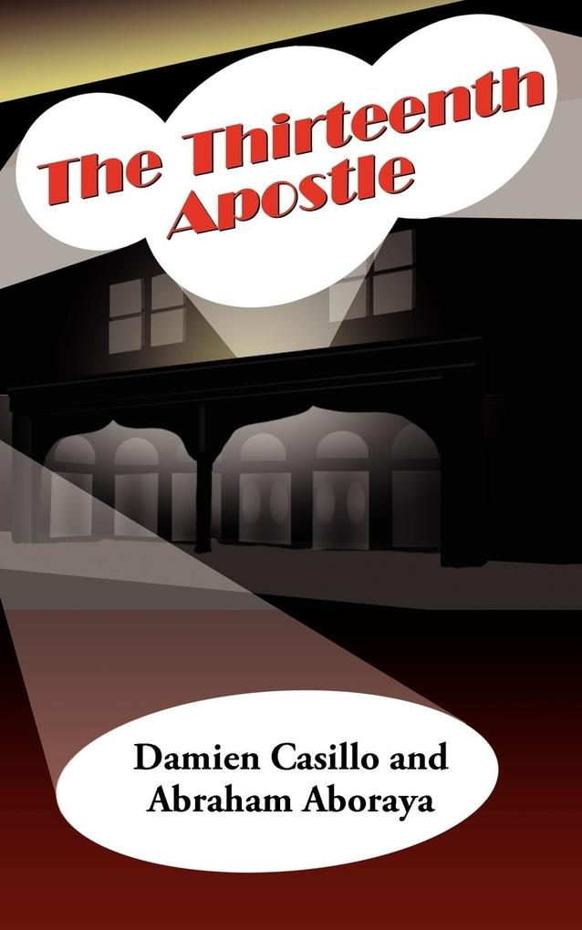The Thirteenth Apostle als Taschenbuch