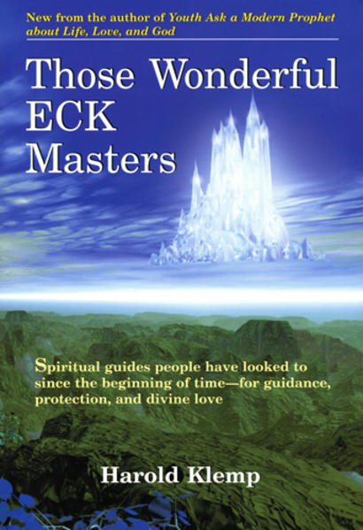 Those Wonderful ECK Masters als Taschenbuch