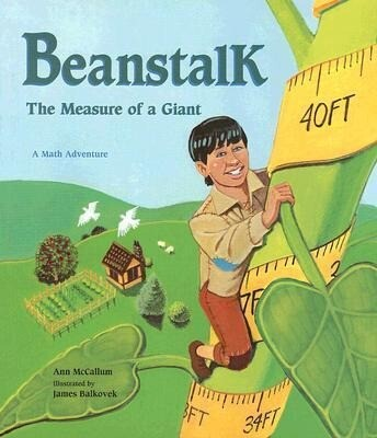Beanstalk: The Measure of a Giant als Buch