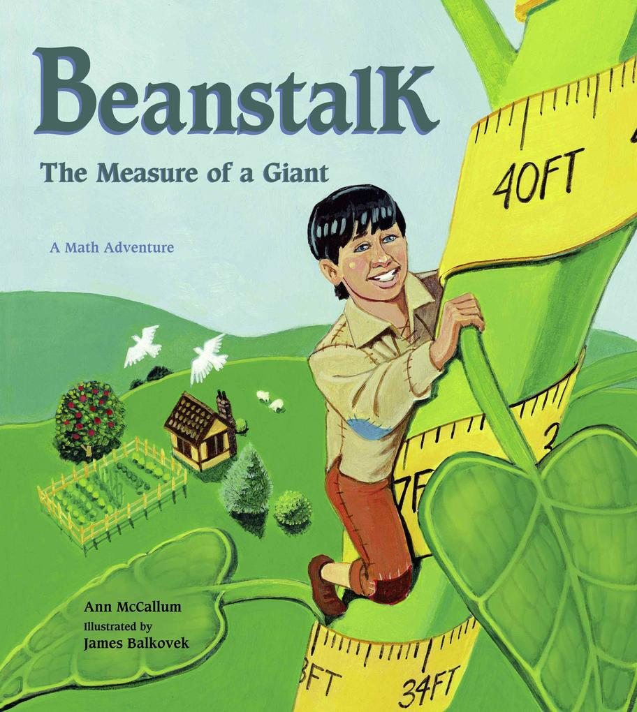 Beanstalk: The Measure of a Giant als Taschenbuch