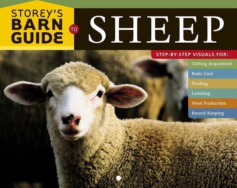 Storey's Barn Guide to Sheep als Taschenbuch