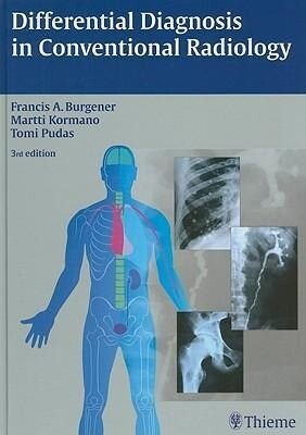 Differential Diagnosis in Conventional Radiology als Buch