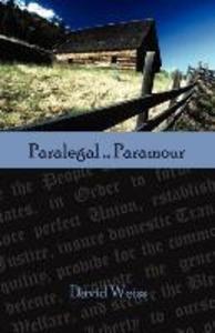 Paralegal . Paramour als Taschenbuch