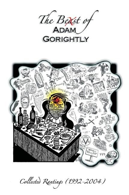 The Beast of Adam Gorightly als Taschenbuch