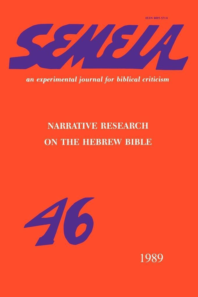 Semeia 46 als Taschenbuch