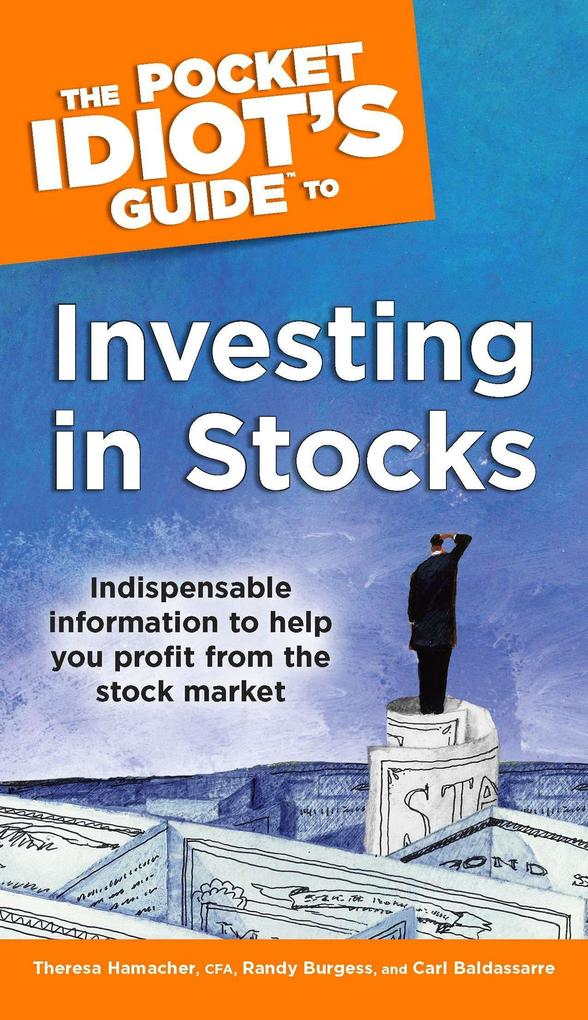 The Pocket Idiot's Guide to Investing in Stocks als Taschenbuch