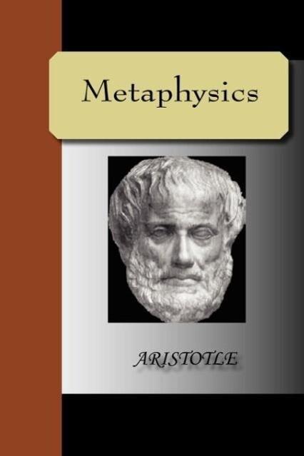 Metaphysics - Aristotle als Taschenbuch