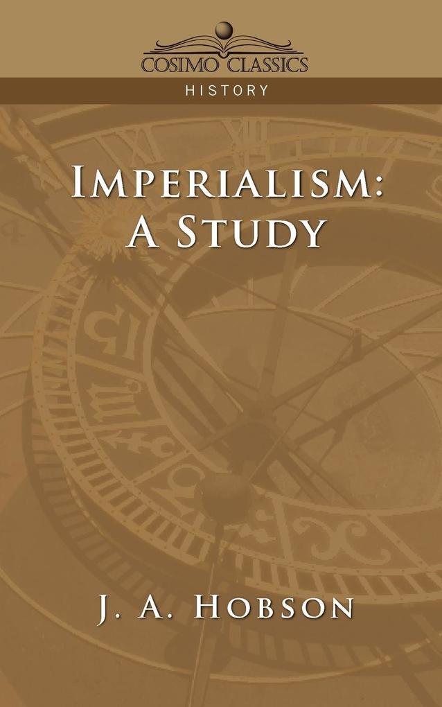 Imperialism: A Study als Taschenbuch