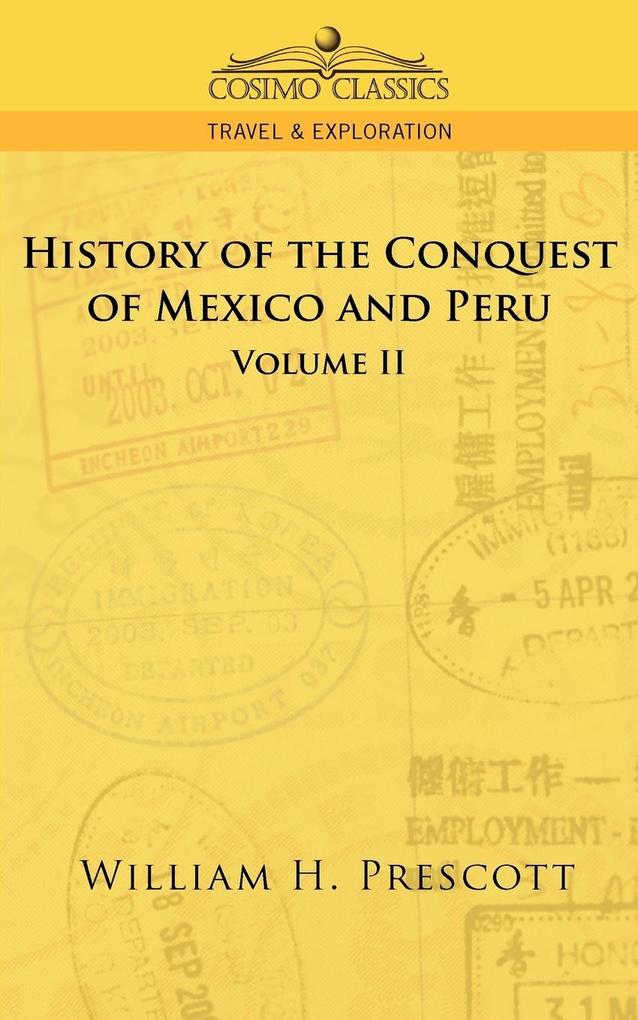 The Conquests of Mexico and Peru als Taschenbuch