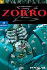 Zorro #2: Drownings als Buch