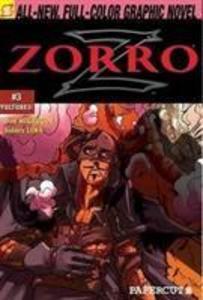Zorro #3: Vultures als Taschenbuch