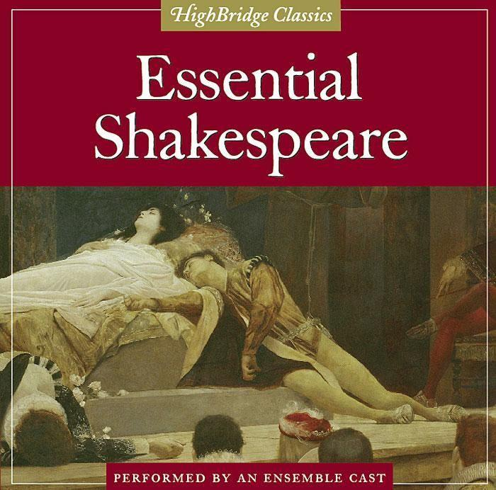 Essential Shakespeare als Hörbuch