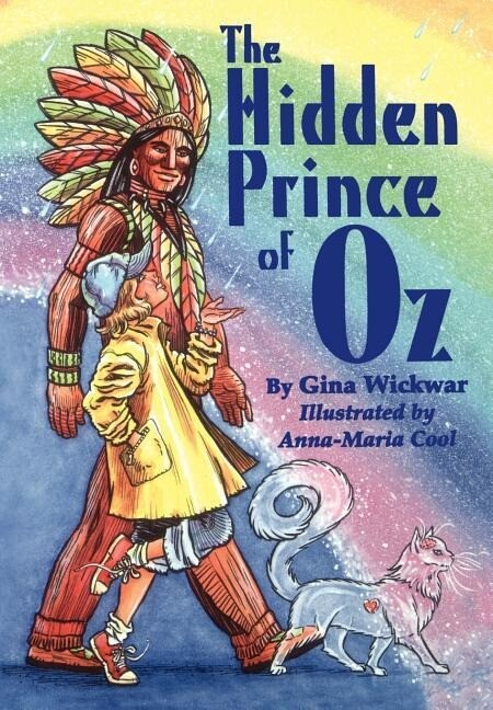 The Hidden Prince of Oz als Buch