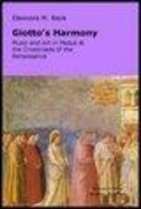 Giotto's Harmony: Music and Art in Padua at the Crossroads of the Renaissance als Taschenbuch