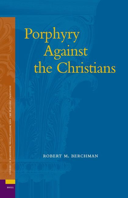 Porphyry Against the Christians als Buch