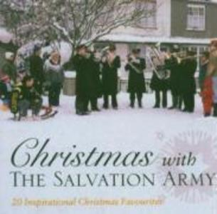 Christmas With The Salvation Army als CD