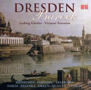 Dresden Barock als CD