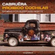 Proibido cochilar-Sambas For Sleepless Nights als CD