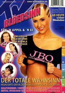 J.B.O. - TV-Blöedsinn als DVD