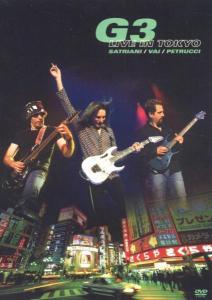 G3 Live In Tokyo als CD