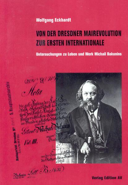 Von der Dresdner Mairevolution zur Ersten Internationalen als Buch