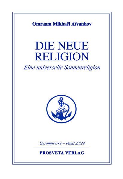 Die neue Religion als Buch
