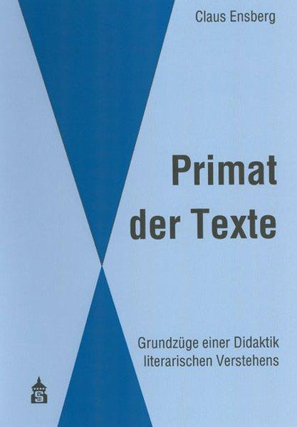 Primat der Texte als Buch