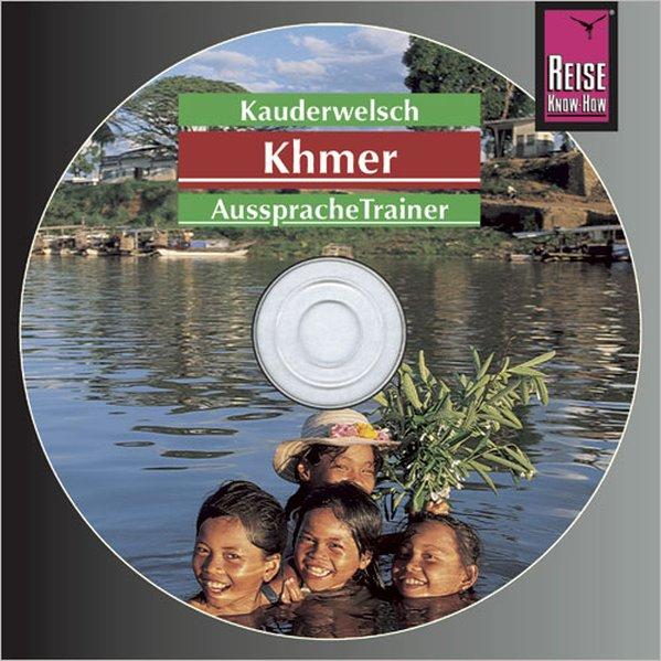 Khmer Wort für Wort. Kauderwelsch. Audio-CD als Hörbuch