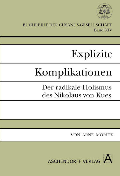 Explizite Komplikationen als Buch