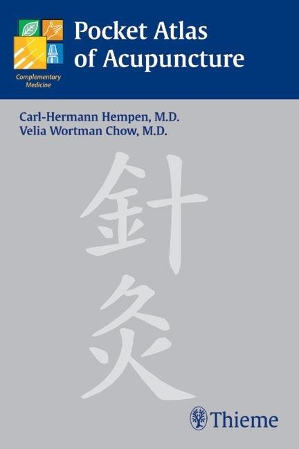 Pocket Atlas of Acupuncture als Buch
