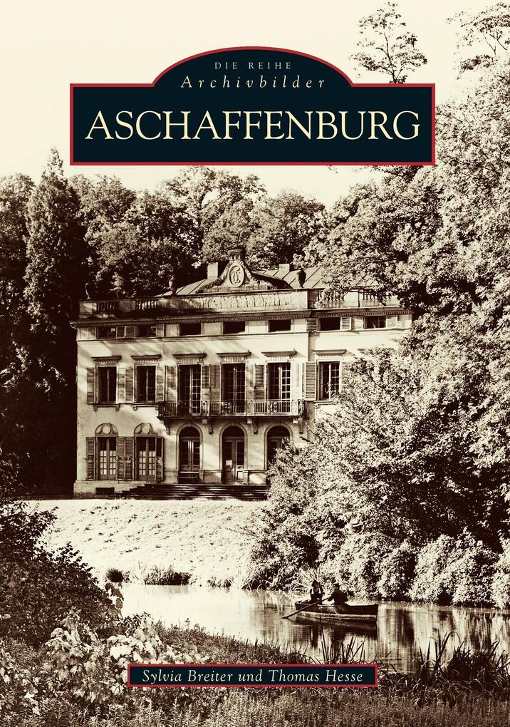 Aschaffenburg als Buch