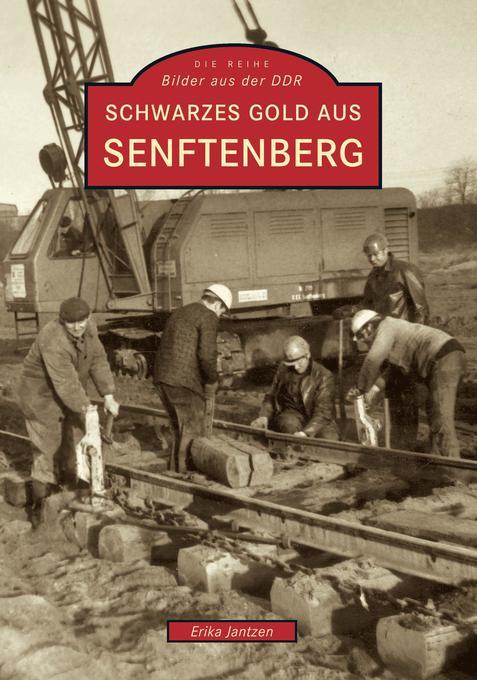 Schwarzes Gold aus Senftenberg als Buch