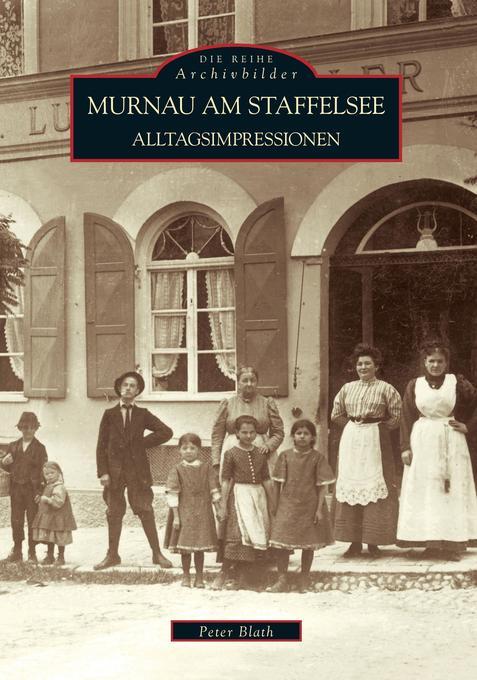 Murnau am Staffelsee als Buch