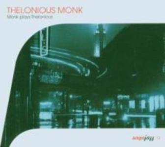 Monk Plays Thelonious als CD