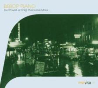 Bebop Piano als CD