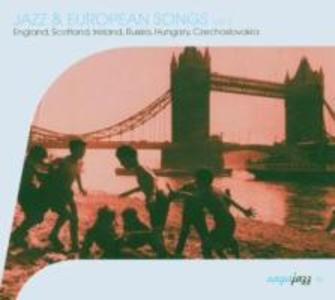 Jazz & European Songs Vol.2 als CD