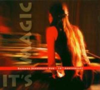 Barbara Dennerlein Duo-10th Anniversary-It's M als CD
