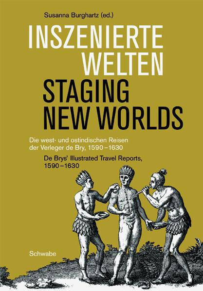 Inszenierte Welten - Staging New Worlds als Buch