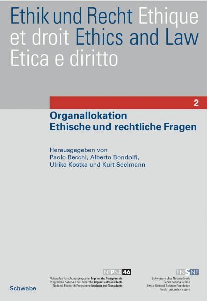 Organallokation als Buch