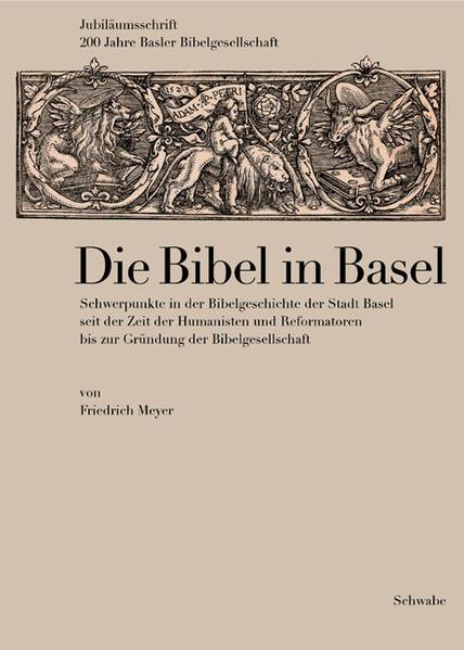 Die Bibel in Basel als Buch