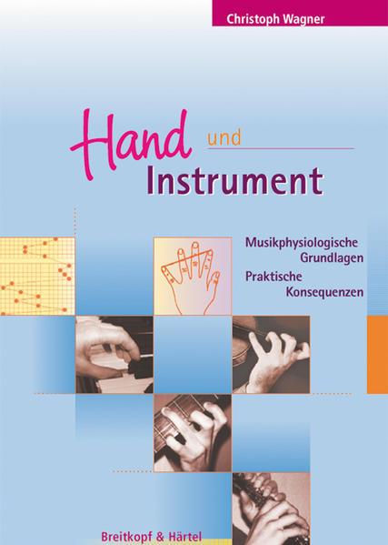 Hand und Instrument als Buch